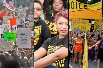 What Occupy, the Climate March and #BlackLivesMatter have in common--and why that should inspire us all