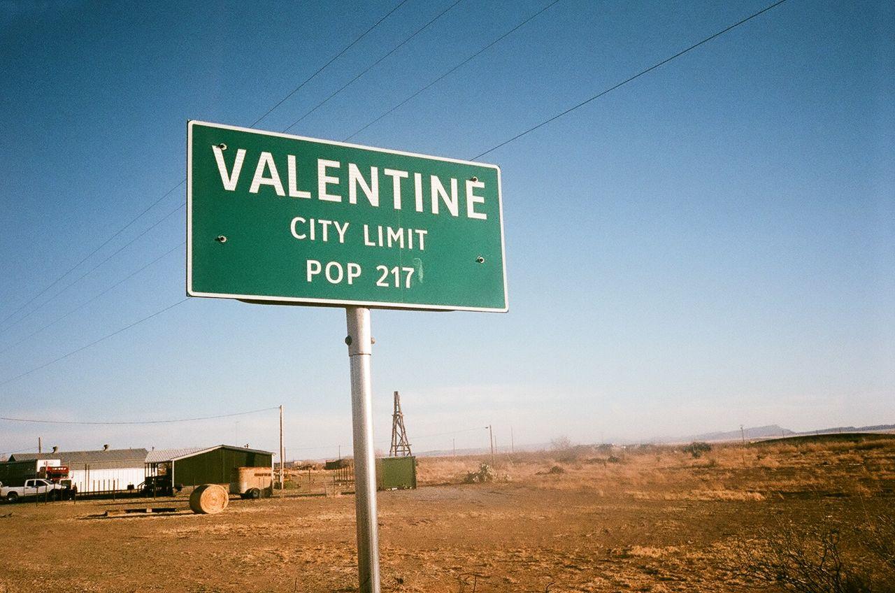 Valentine, TX by Cory Kennedy