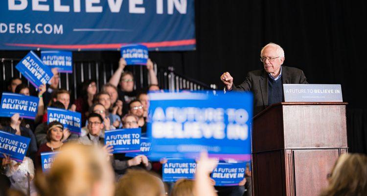 Rock Solid - Bernie Sanders by Brian Stalter