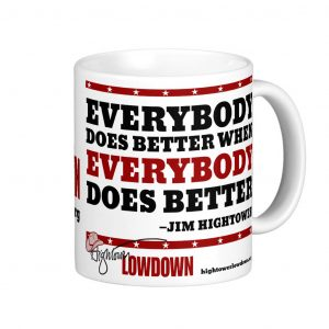 Hightower Lowdown everybody_mug