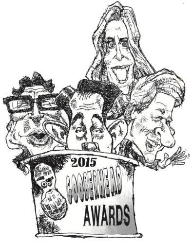 Gooberhead Award