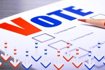 Scroll on the ballot